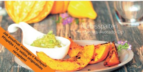 Časopis Kvalitní ŽIVOT - 9 / 2015 (ZÁŘÍ) - Moringové recepty
