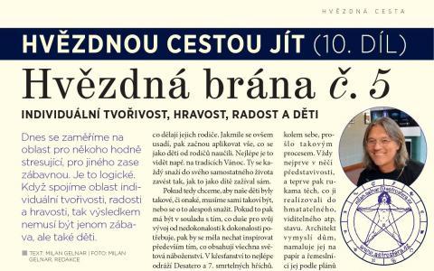 Časopis Kvalitní ŽIVOT - 9 / 2015 (ZÁŘÍ) - Hvězdná brána č.5