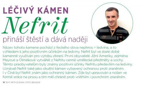 Časopis Kvalitní ŽIVOT - 9 / 2015 (ZÁŘÍ) - Léčivý kámen Nefrit