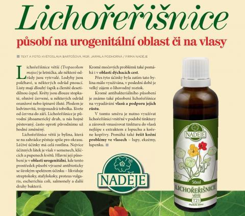 Časopis Kvalitní ŽIVOT - 9 / 2015 (ZÁŘÍ) - Lichořeřišnice