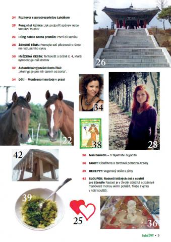 Časopis pro Kvalitní ŽIVOT - 1 / 2015 (LEDEN) - Obsah - 2