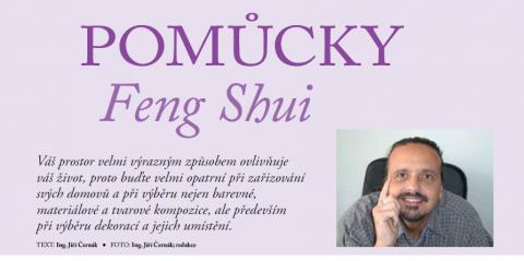 Časopis pro Kvalitní ŽIVOT - 3 / 2015 (BŘEZEN) - Pomůcky Feng Shui