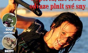 Časopis Kvalitní ŽIVOT - 6 / 2015 (ČERVEN) - Titulní strana