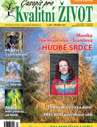 Časopis pro Kvalitní ŽIVOT - 3 / 2014 (PROSINEC)