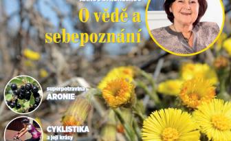 Časopis pro Kvalitní ŽIVOT - 4 / 2015 (DUBEN) - Titulní stránka