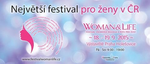 Woman & Life www.festivalwomanlife.cz
