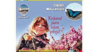 Časopis Kvalitní ŽIVOT duben – červen 2021
